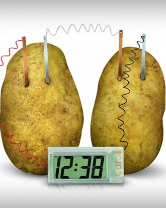 aardappelklok
