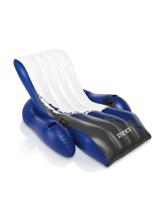 drijvende zwembad stoel
