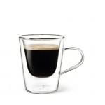 Dubbelwandige Espresso Glazen