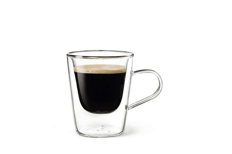 dubbelwandige espressoglazen