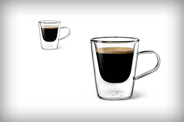 espresso kopjes dubbelwandig