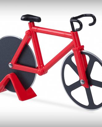 fiets pizzasnijder