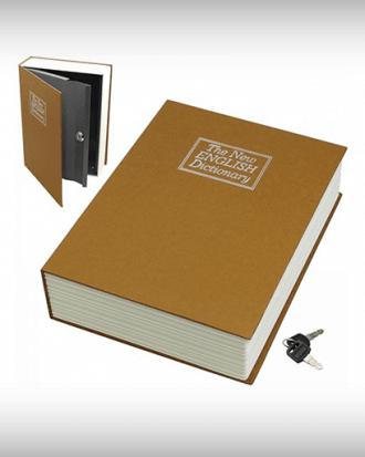 kluis in boekvorm