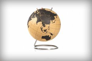 kurk wereldbol