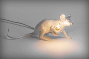 lamp muis