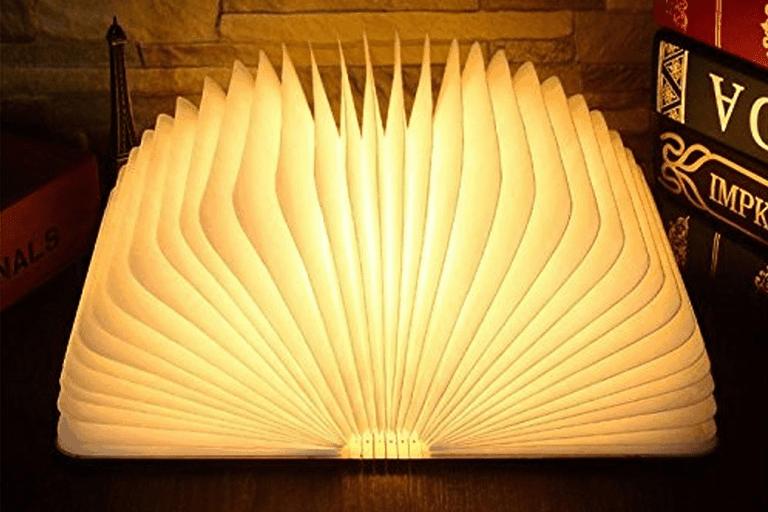 led boek lamp