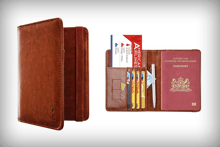 leren paspoorthoes