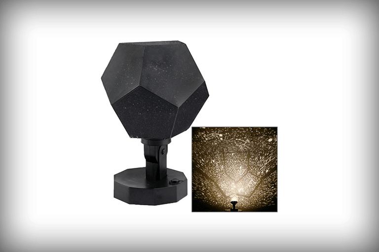 sterrenhemel projector lamp