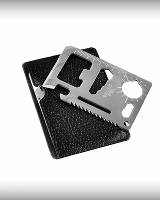 survival card multi tool