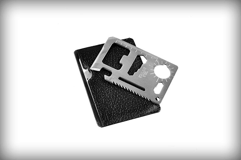 survival card multi tool