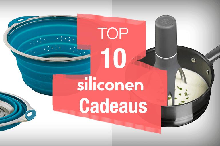 top 10 siliconen cadeaus