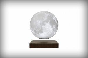 zwevende maanlamp