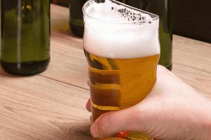 half bier glas