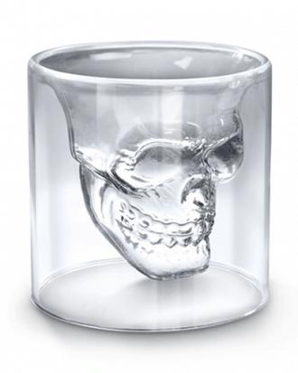 schedel shotglas