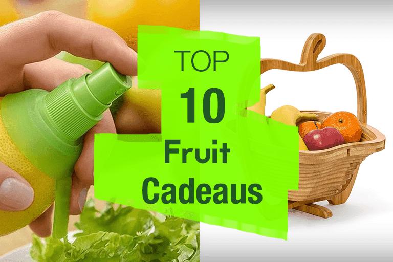 fruit cadeaus