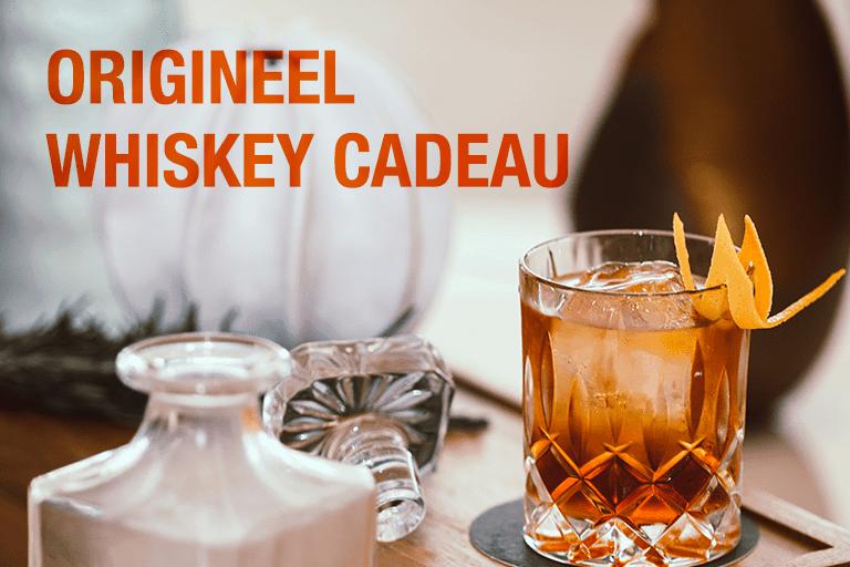 Whiskey Cadeau Voor De Liefhebber Elegante Whiskey Gadgets