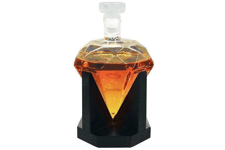 whiskey karaf diamant