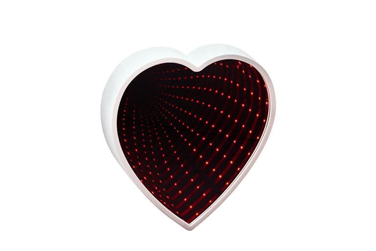infinity hart lamp