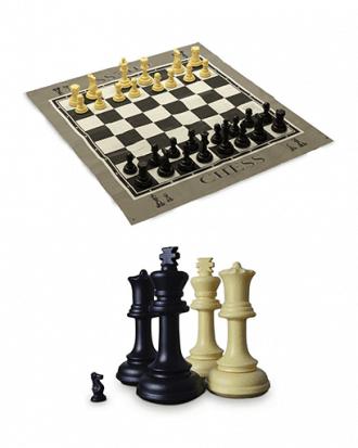 buiten schaakspel