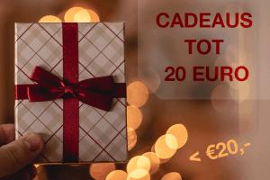 cadeau tot 20 euro