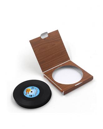 vinyl onderzetters