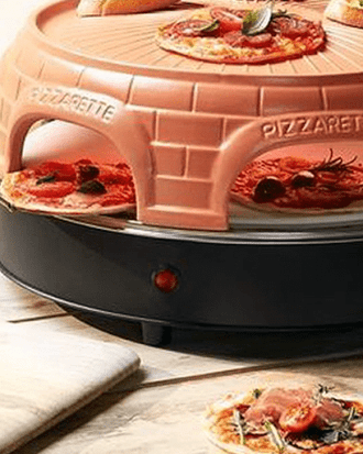 Emerio pizzarette 6 persoons