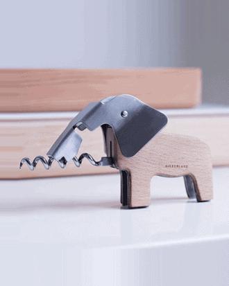 olifant wijnopener