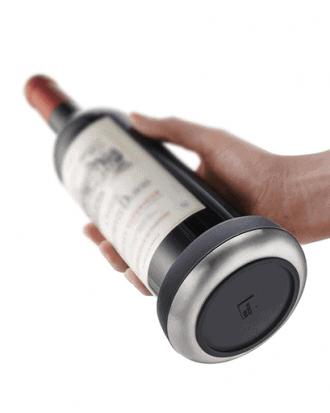 wijnfles onderzetter