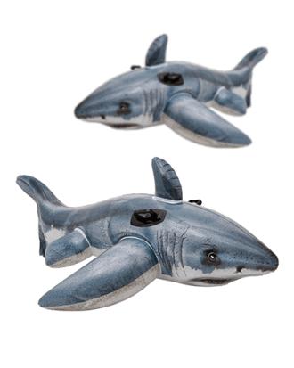 opblaas haai