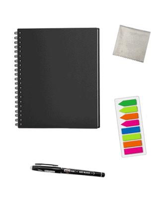 uitwisbaar notitieboekje