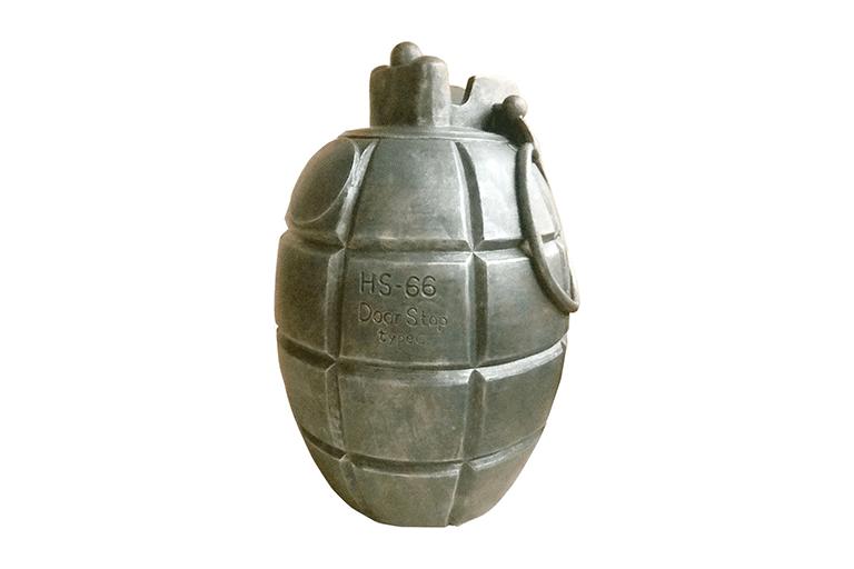 granaat deurstopper