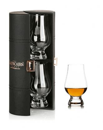 Glencairn Whiskey glazen reisset