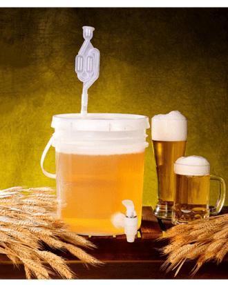 Paquete de elaboración de cerveza