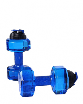 dumbell waterfles